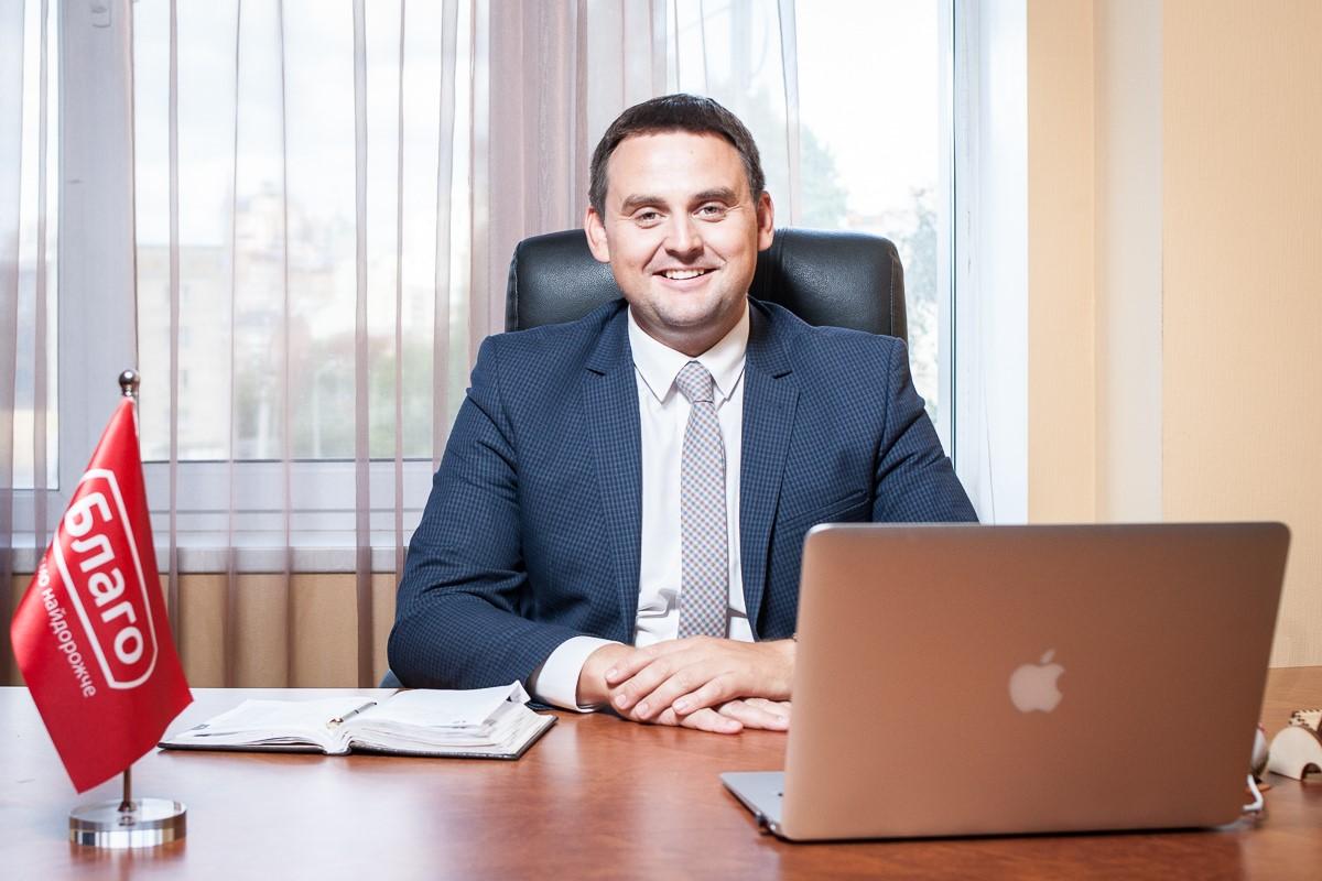 Пост гендиректора «Благо» зайняв Дмитро Косирєв