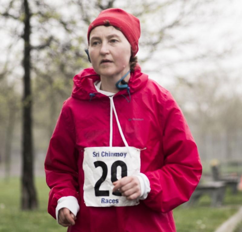 Сотрудница «Благо» выиграла марафон в США
